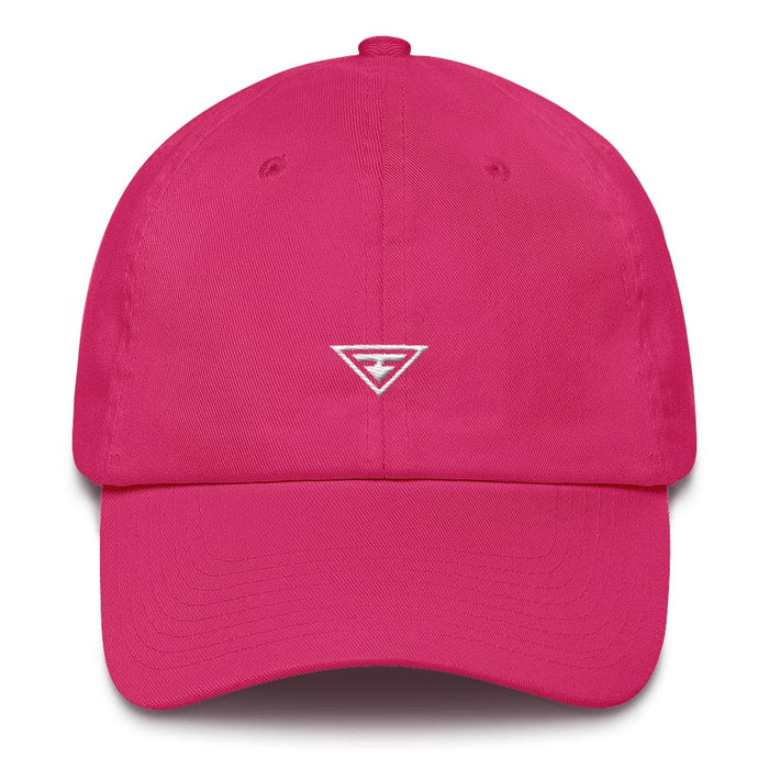 Womens Hero Adjustable Baseball Cap - One-size / Bright Pink - Hats