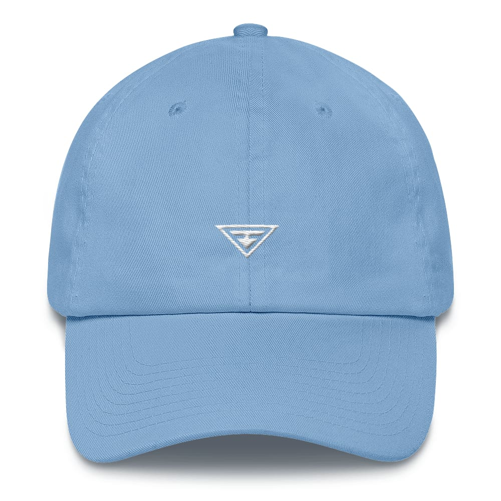 Load image into Gallery viewer, Womens Hero Adjustable Baseball Cap - One-size / Carolina Blue - Hats