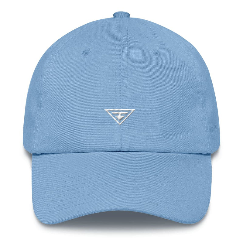 Womens Hero Adjustable Baseball Cap - One-size / Carolina Blue - Hats