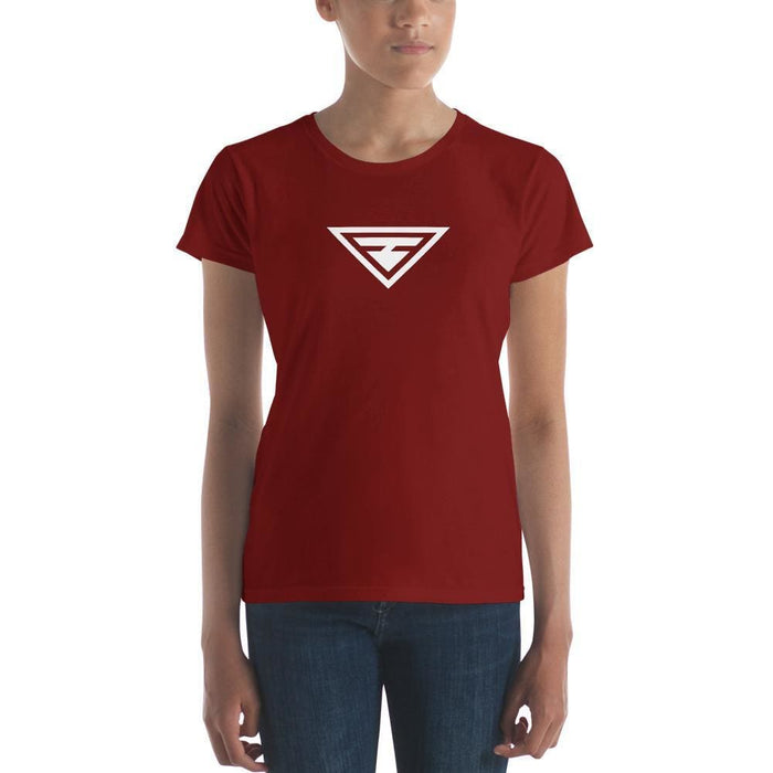 Womens Hero T-shirt - S / Independence Red - T-Shirts