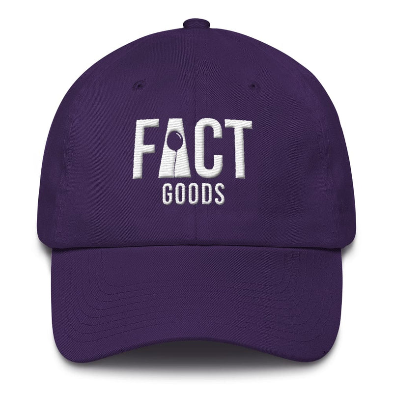 Womens Logo Cotton Adjustable Cap / Dad Hat - Hats