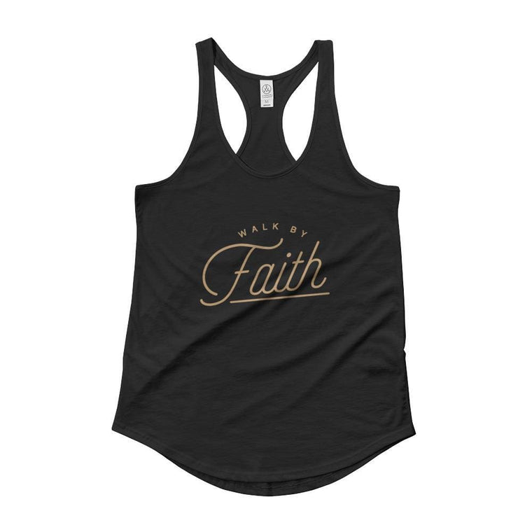 Women's Walk by Faith Racerback Tank Top