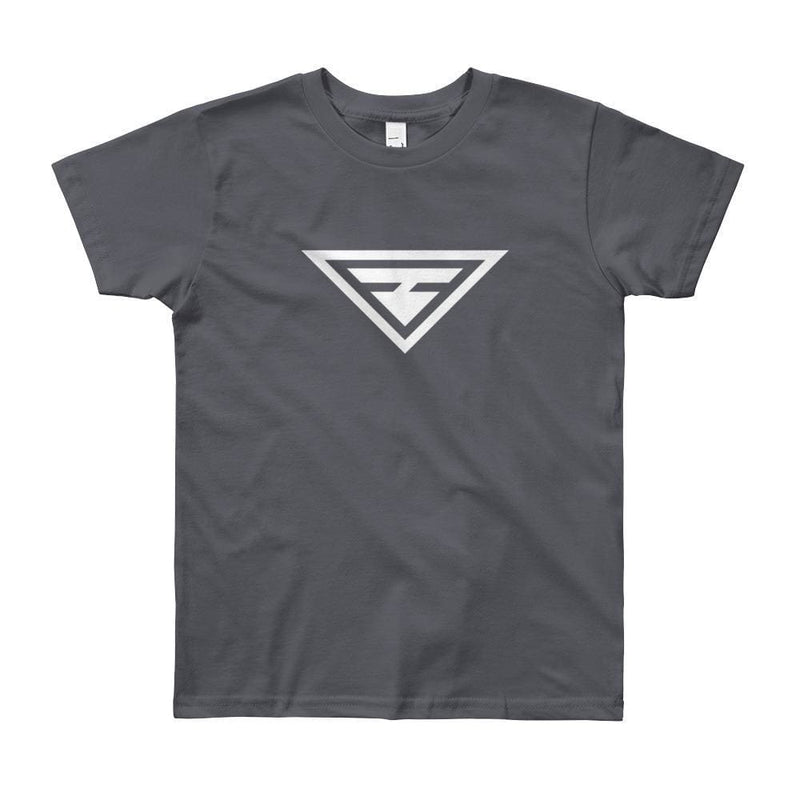 Youth Hero Short Sleeve T-Shirt - 8yrs / Slate - T-Shirts