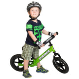 Strider 12x Sport Balance Bike - Green