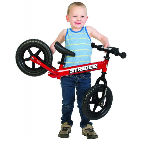 Strider 12x Sport Balance Bike - Red