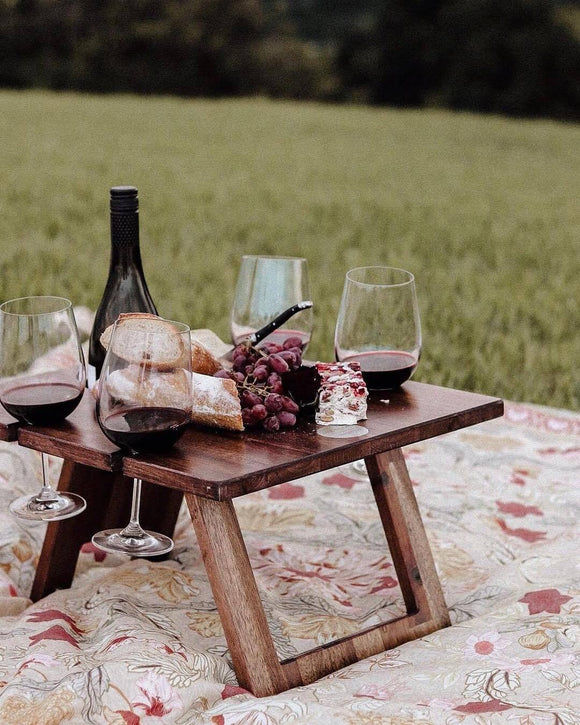 Folding Wine Tables
