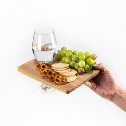 Party Wine Glass Holder Board