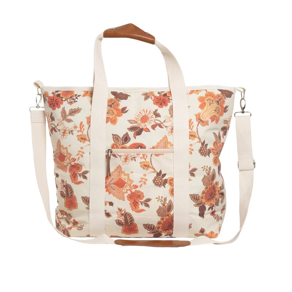 Business and Pleasure Premium Tote Cooler Bag-Paisley Bay