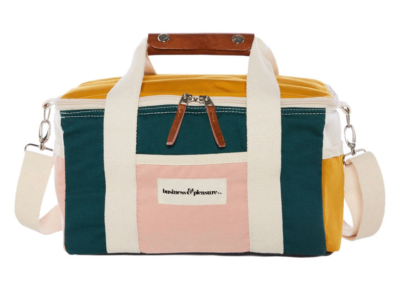 Business and Pleasure Premium Cooler Bag-70's Cinque