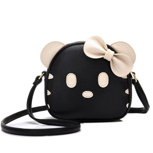 Cute Kitty Shoulder Crossbody