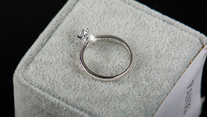 Cassandra Ring .925 Sterling Silver