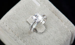 Queen In Love™ .925 Sterling Silver Ring