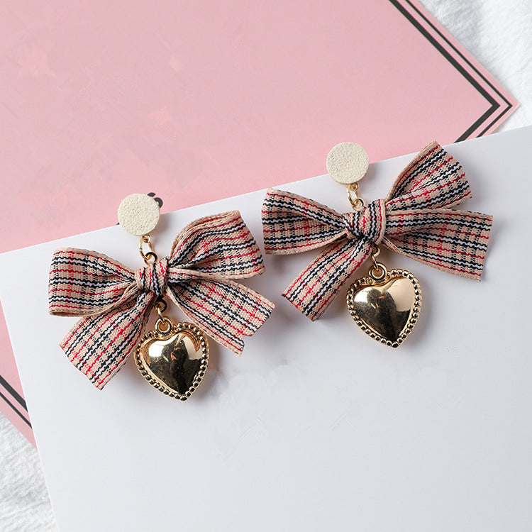 Sweety Colourful Bowknot Earrings