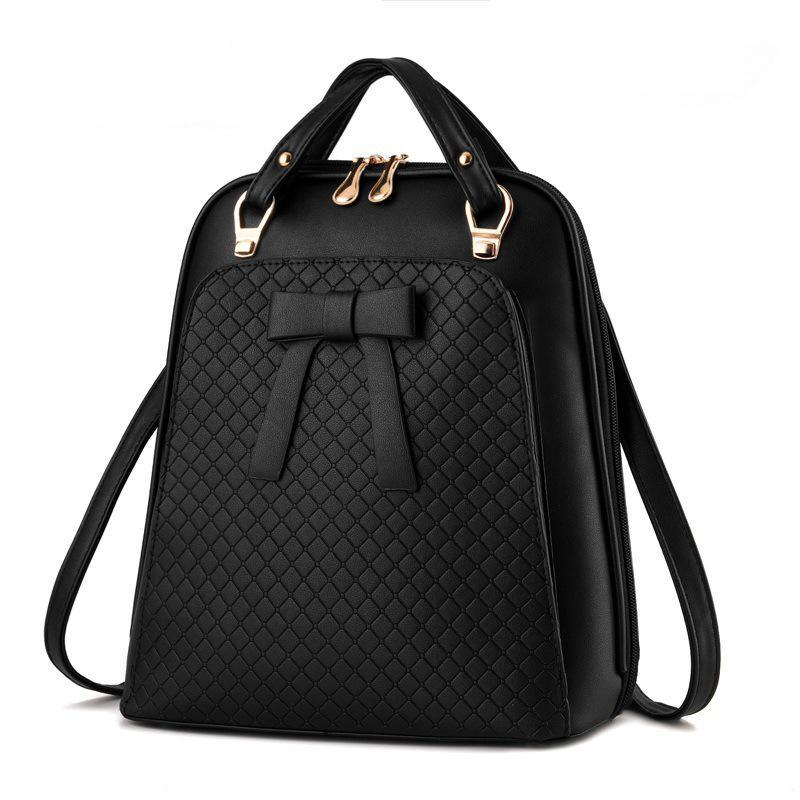 Cute Bow  Backpack Shoulder Bag