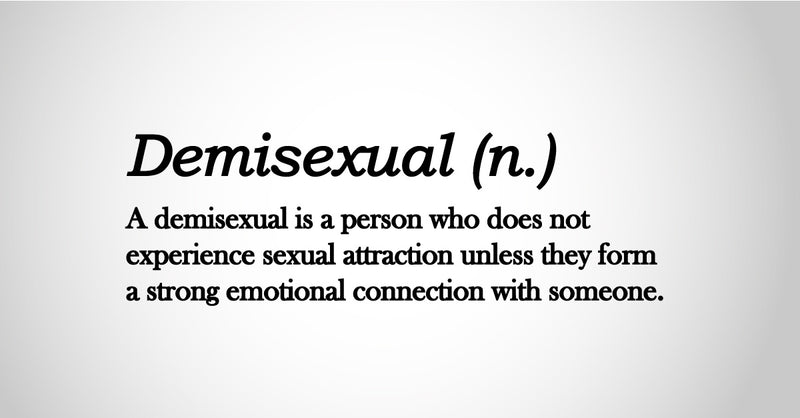 Am I Demisexual ?