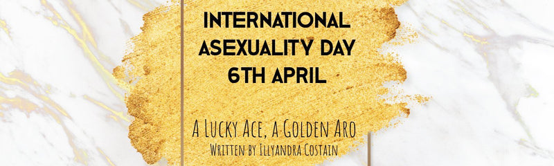 International Asexuality Day | A Lucky Ace, a Golden Aro