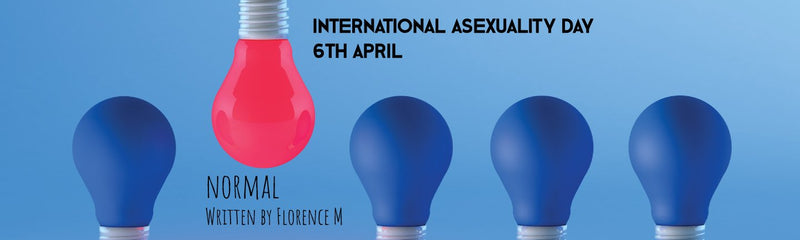 International Asexuality Day | Normal