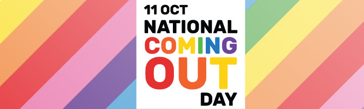 National Coming Out Day 2018