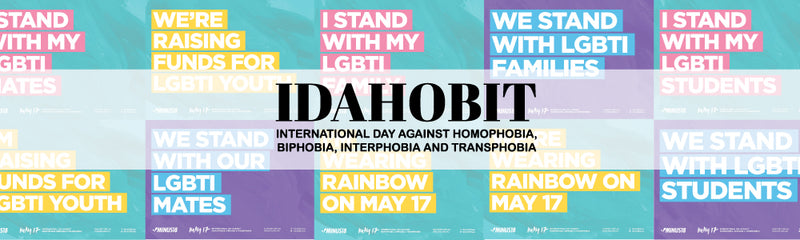IDAHOBIT | Homophobia, Biphobia, Interphobia & Transphobia