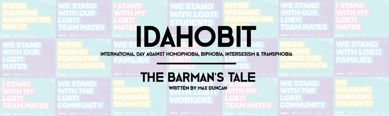 IDAHOBIT | The Barman's Tale