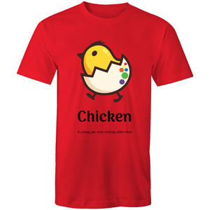 Dicktionary Chicken T-Shirt Unisex (G010)