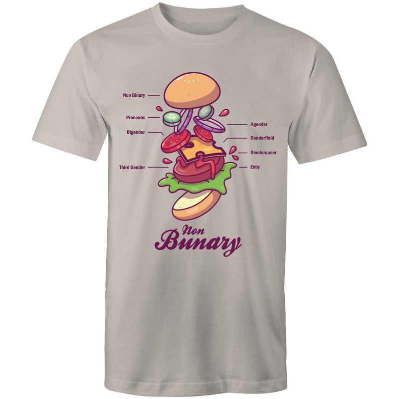 Non Bunary T-Shirt Unisex (NB001)