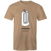 Dicktionary Cottaging T-Shirt Unisex (G011)