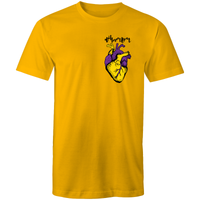 #DifferentBeat Intersex Flag Color T-Shirt Unisex