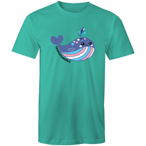 #Transexuwhale Whale T-Shirt Unisex - RainbowRoo