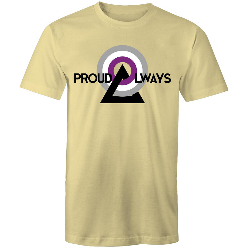 Proud Always Asexual T-Shirt Unisex (AS005)