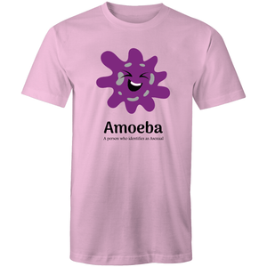 Asexual T-Shirt | Dicktionary Amoeba Unisex - RainbowRoo