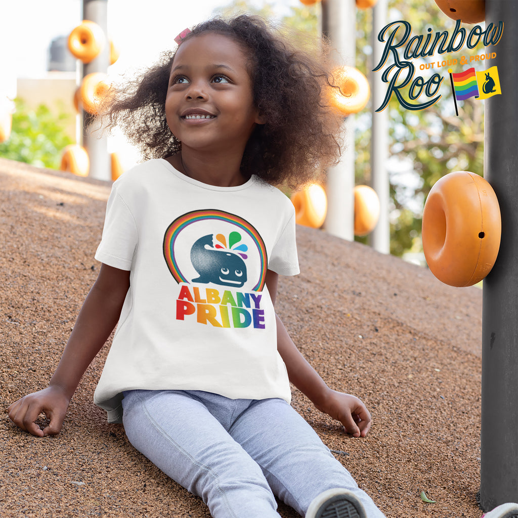 Albany Pride Kids Youth T-Shirt Unisex (KD001)