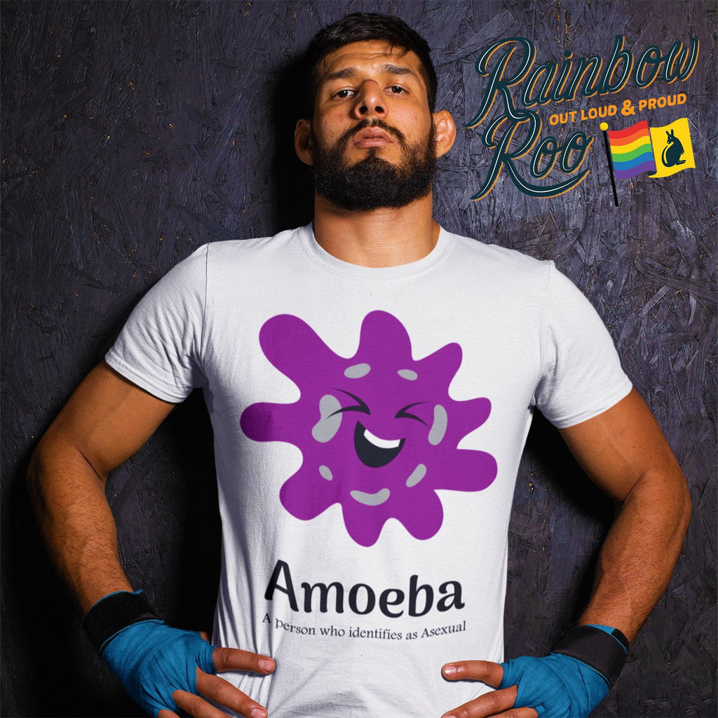 Dicktionary Amoeba Asexual T-Shirt Unisex (AS007)