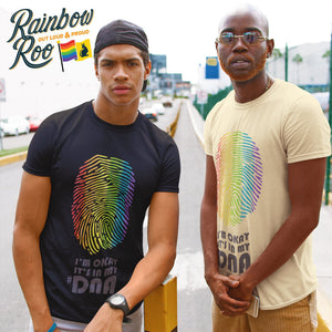 #DNA T-Shirt Unisex - RainbowRoo