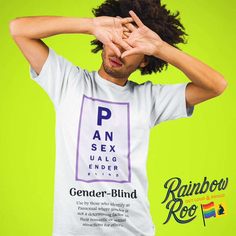 Dicktionary Gender Blind T-Shirt Unisex - RainbowRoo