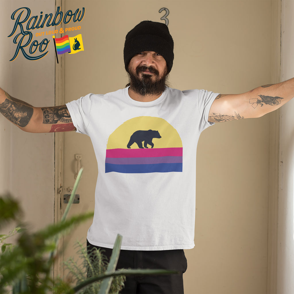 Year of the Bear Bisexual T-Shirt Unisex (LG061)