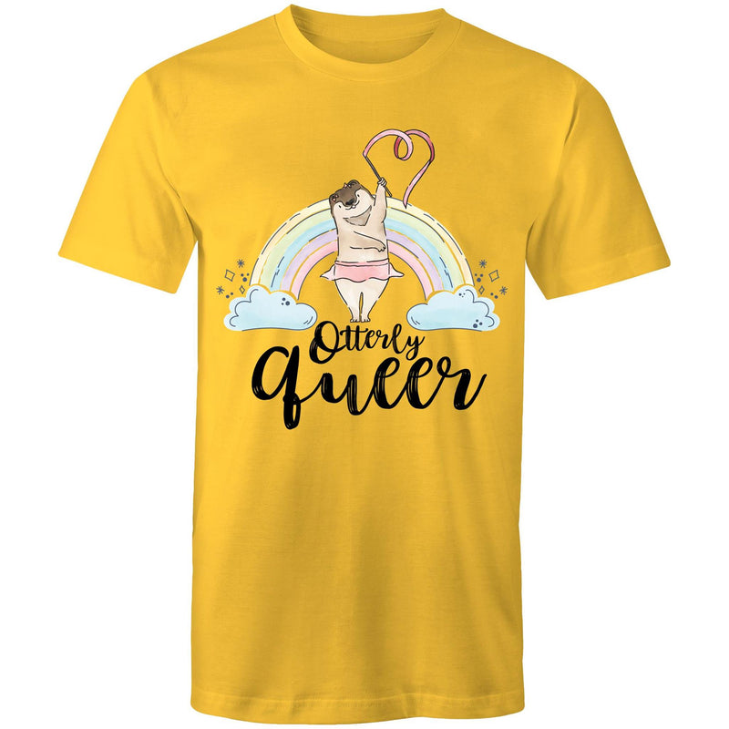 Otterly Queer T-Shirt Unisex (LG063)