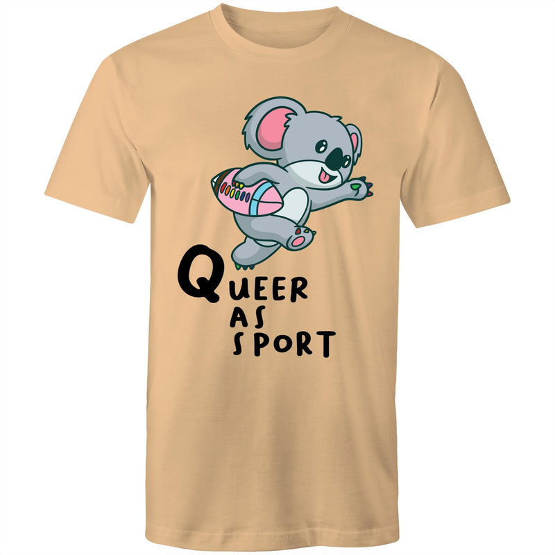 Queer As Sports T-Shirt Unisex (LG053)