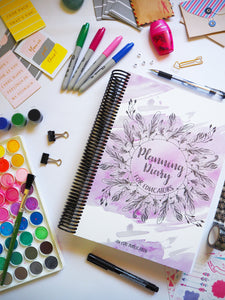 2018 Planning Diary for Educators