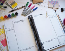 Perpetual Quarterly Planning Diary for Educators || DEC PRE-ORDER