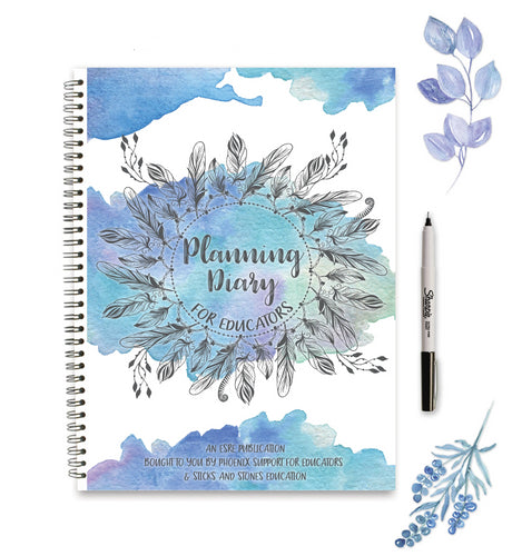 2019 Planning Diary for Educators - PREORDER