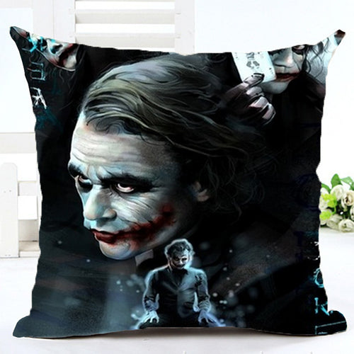 Vampire Diaries Skull Halloween Cushion Rolling Stones Throw Pillow Frida Kahlo Deadpool The Legend of Zelda Decorative Pillows
