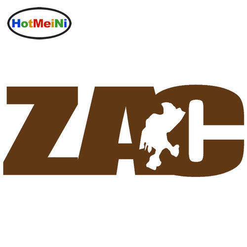 HotMeiNi Zacatecas Zac Mexico State Map Car Sticker for Window Bumper Door Kayak Motorcycle Home Car Decor Vinyl Decal 9 Colors