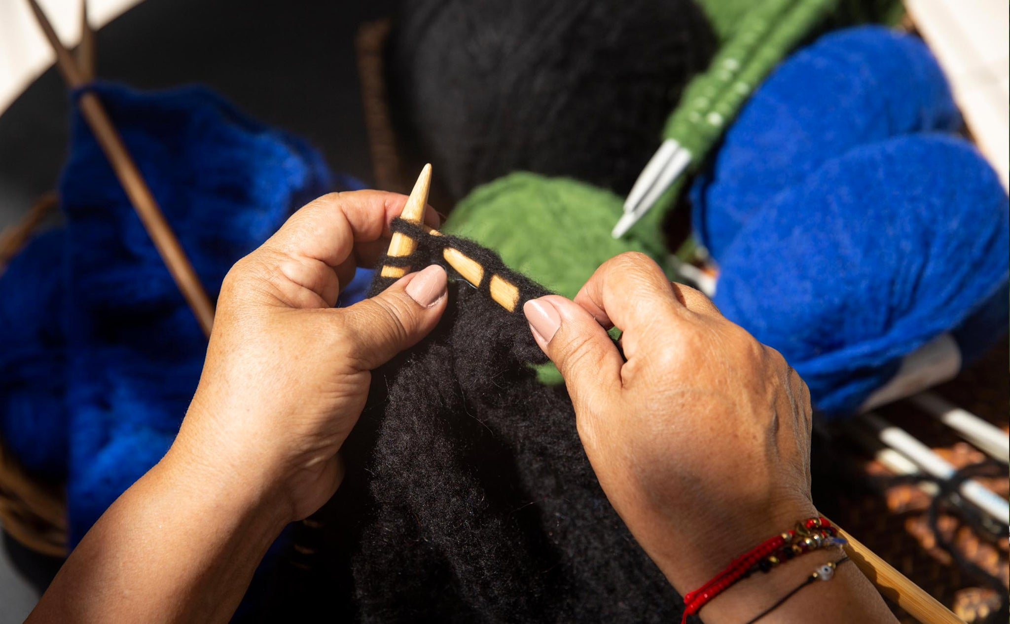 andean collective handmade knits