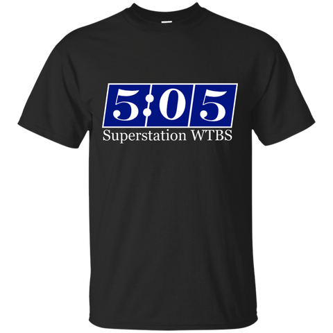 505 Super Station WTBS T-Shirt