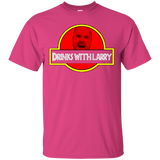 DrinksWithLarry Cotton T-Shirt