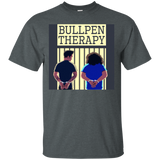 Bullpen Therapy Podcast Cotton T-Shirt