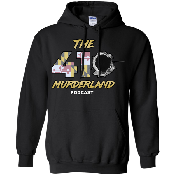 The 410 MurderLand Podcast Hoodie