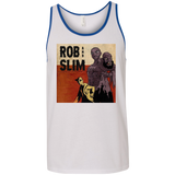 The Rob and Slim Show Unisex Tank
