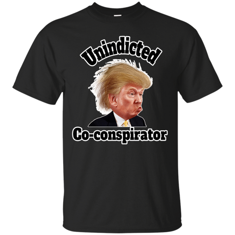 Unindicted Co-conspirator Cotton T-Shirt